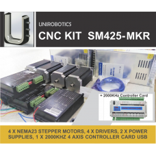 SM425-ML CNC KIT with 2000KHz Controller card