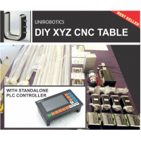 DIY CNC TABLE X Y Z  (2000mm x 1000)