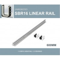 SBR16 LINEAR RAIL 600mm